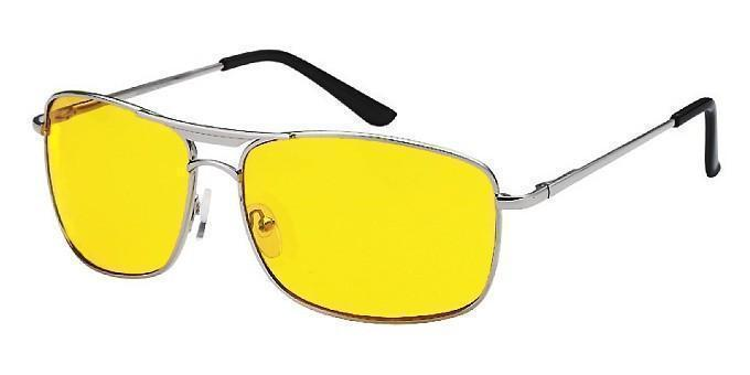 4883c0bc3be 2085ND. Aviator Metal frame aviator with yellow night driving lenses.PC  lenses and spring temples.Frame colors are gold