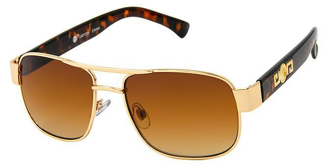 f2f6e7e8405 LM7723. Aviator with Logo  PR Sunglasses - Wholesale Sunglasses Supplier