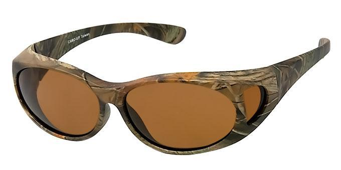 CAMO-6P. Polarized Camouflage Shield