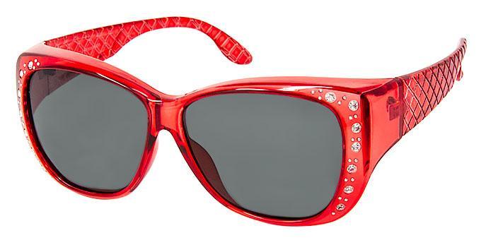 c83ef00e610b2 Ladies  Polarized Put-Over Shades  PR Sunglasses - Wholesale Sunglasses  Supplier